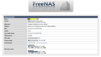 Trusty and reliable FreeNAS 0.69 backup server